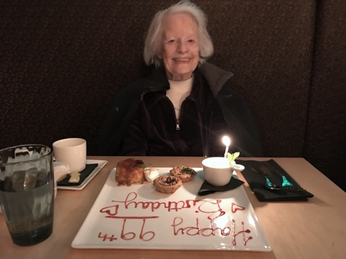 99th Birthday 1